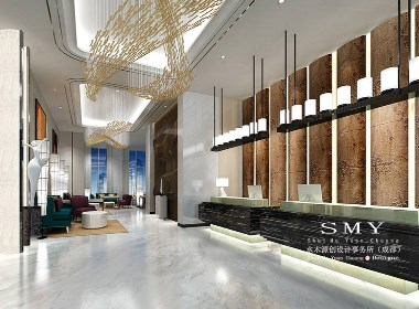 广元度假酒店设计—苍溪梨州酒店—水木源创设计