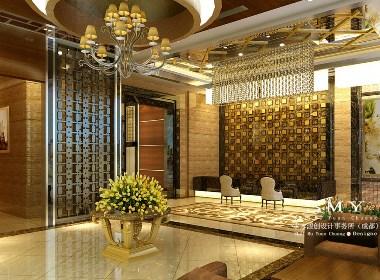 泸州度假酒店设计—绿洲酒店—水木源创设计