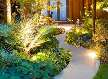 庭院设计|诠释创意小庭院