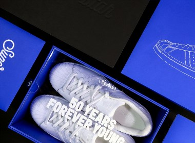Adidas Superstar 50th Anniversary | 摩尼视觉分享