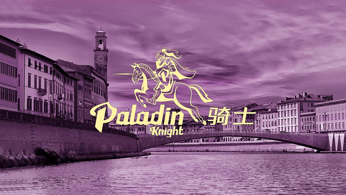上海佰罗贸易*骑士暖通产品品牌形象设计