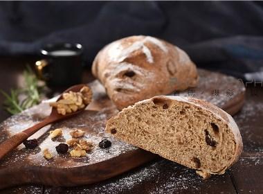 面包烘焙拍摄