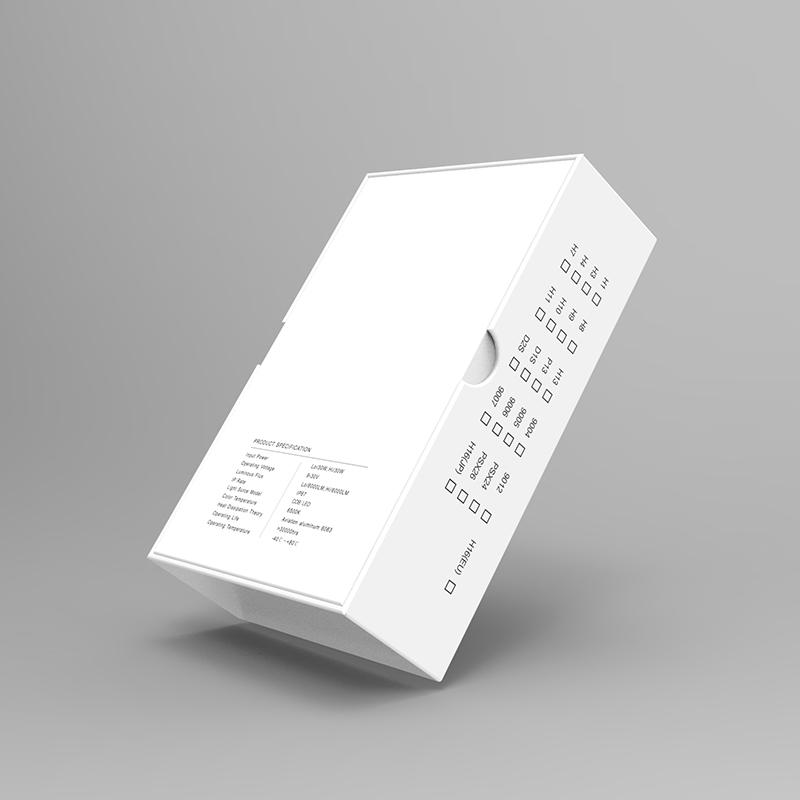 【汇包装】LED灯包装设计