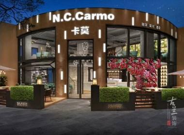 卡莫咖啡厅-咖啡厅这样设计才赚钱,成都咖啡厅设计公司