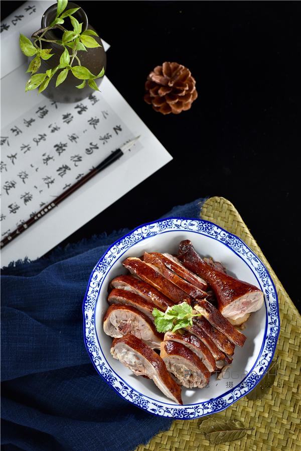 南京盐水鸭拍照 生鲜牛排拍摄牛肉 熟食拍摄