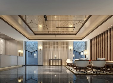 新中式酒店-资中精品酒店设计|资中酒店装修公司|资中酒店设计公司|资中专业酒店设计公司