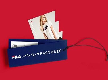 Factorie全球青年时尚服饰品牌形象视觉设计