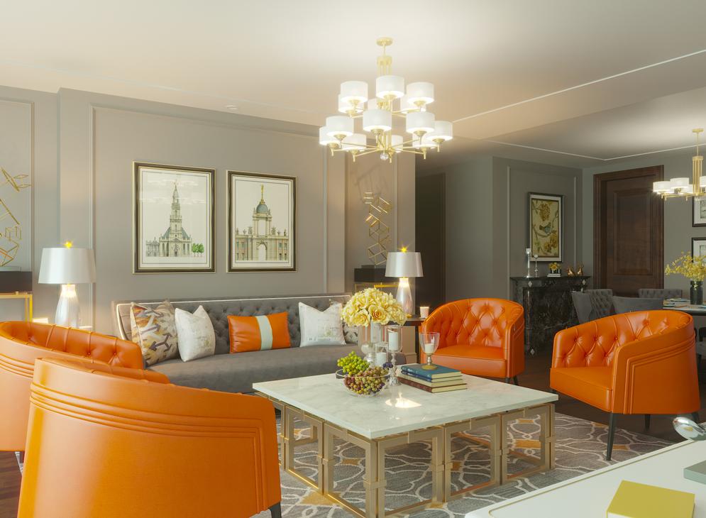 室内设计Corona表现作品
