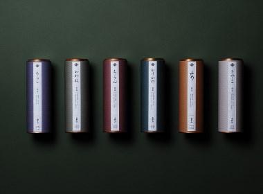 花茶的重新定位品牌包装设计