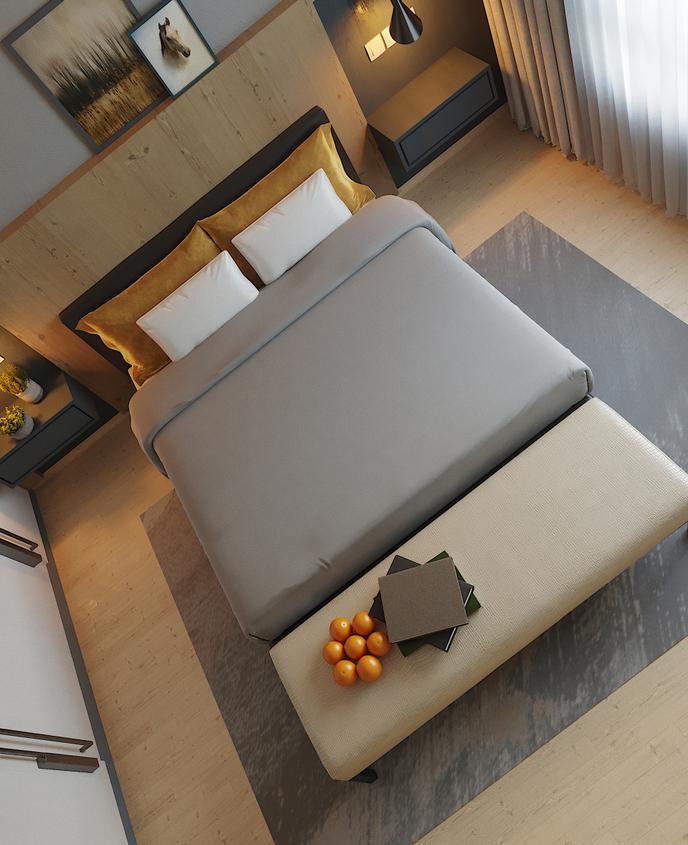 室内设计Corona表现学员作品