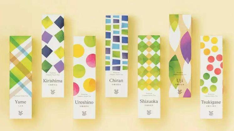 简约日本风塑造清新包装设计