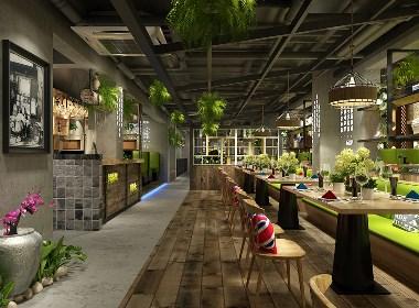 成都中餐厅装修设计公司,成都鱼餐厅装修设计