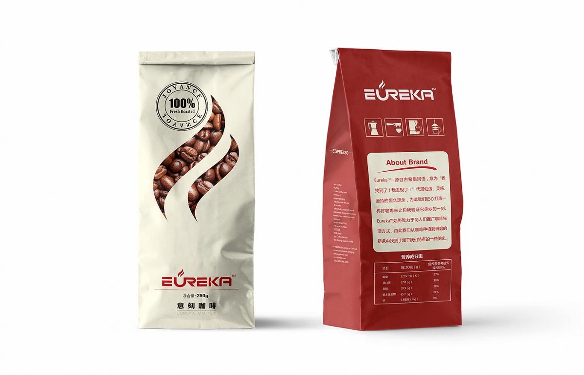【原创】高端咖啡包装设计
