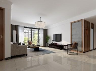 不同风格客厅
