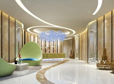 内江商务酒店设计—酒店设计案例—水木源创设计
