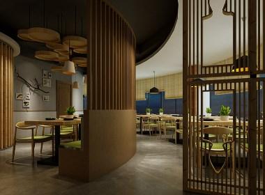 【餐厅设计】左师傅餐厅