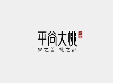 19款标志字体设计/惟乔品牌