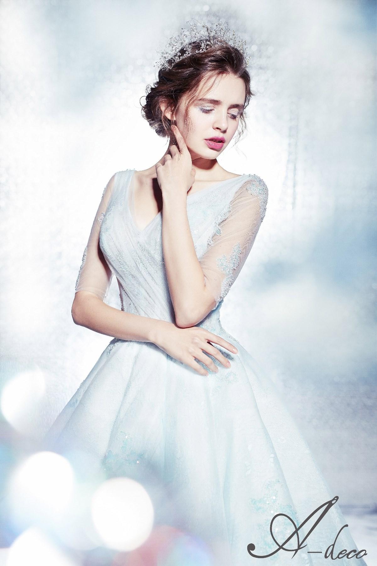 冰雪奇缘—服饰设计