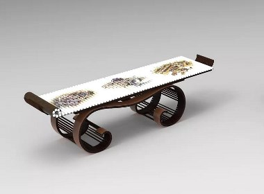 Free Chair—公共椅设计—优秀工业设计产品推荐