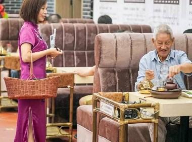 品深设计设计案例:蘩楼-广东全日茶点