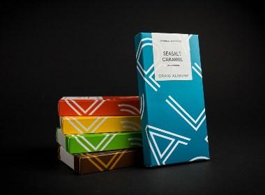 "精品巧克力""Craig Alibone""品牌视觉形象设计"