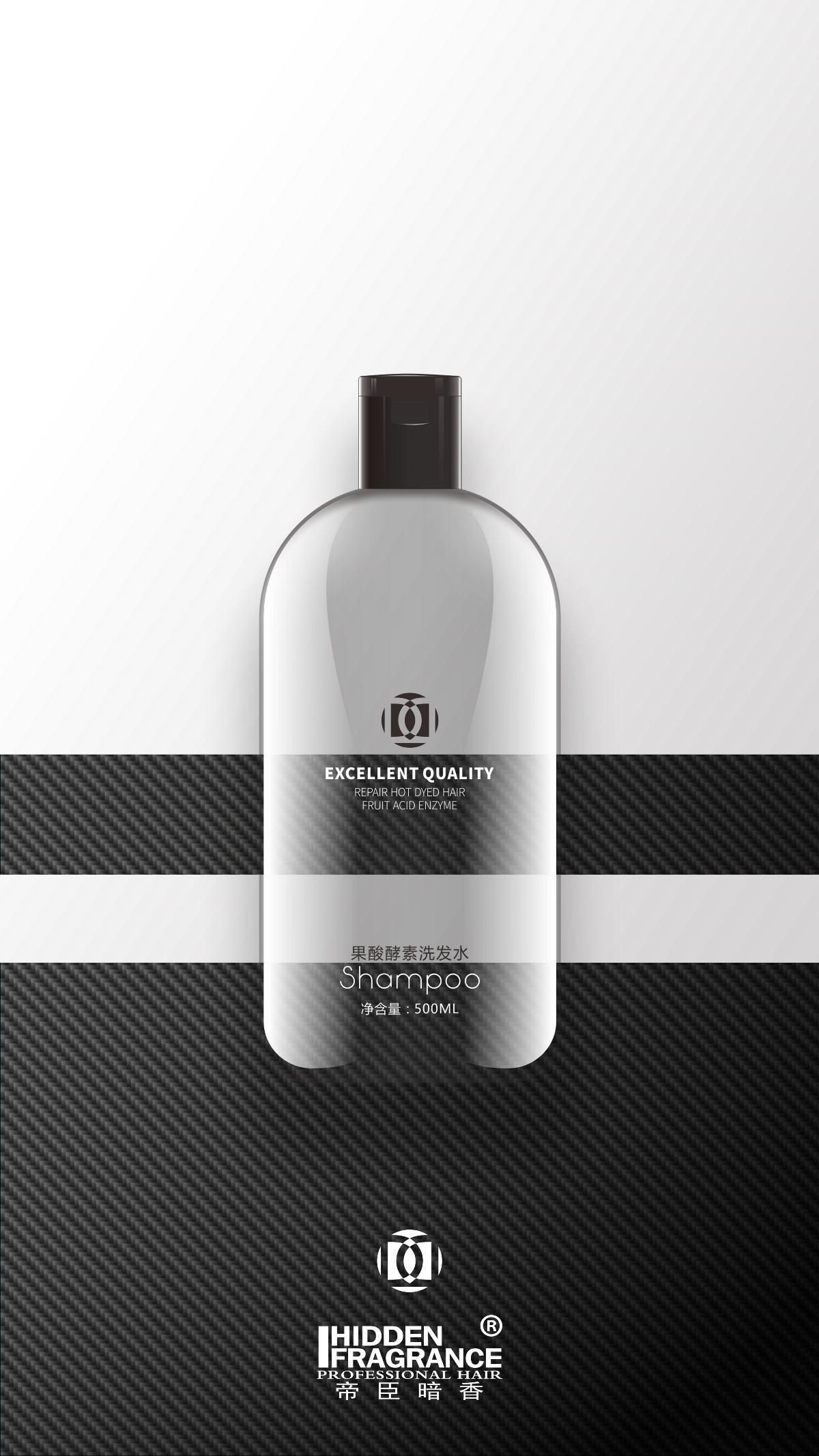 透明洗发水