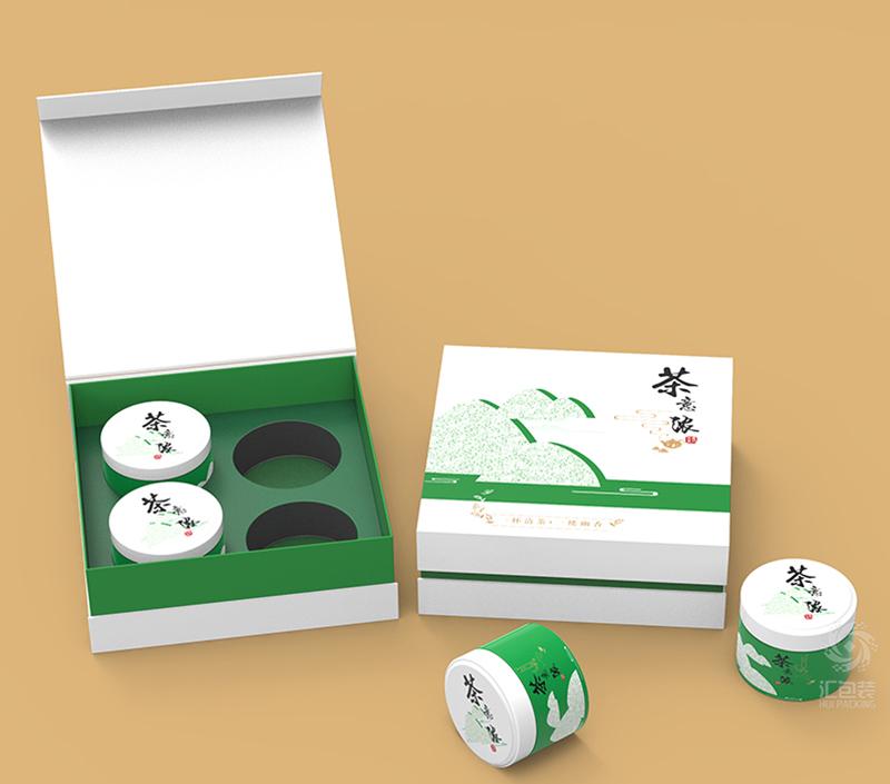 【汇包装】茶叶盒包装设计