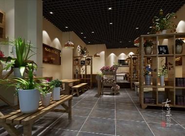 成都茶楼设计|成都茶楼装修-新华公园茶艺馆