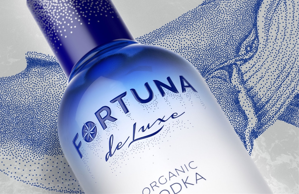 Fortuna de Luxe. Organic Vodka | 摩尼视觉分享