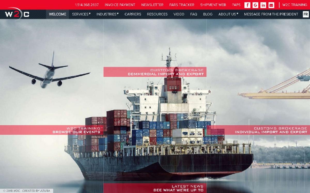 """一番·一站.123期丨""""新世界的接引人""""航运经纪网站赏析"""