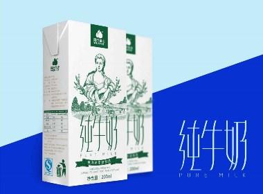 香港温氏牛奶