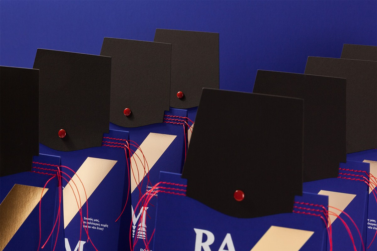 A Sonorous Typography 品牌包装设计