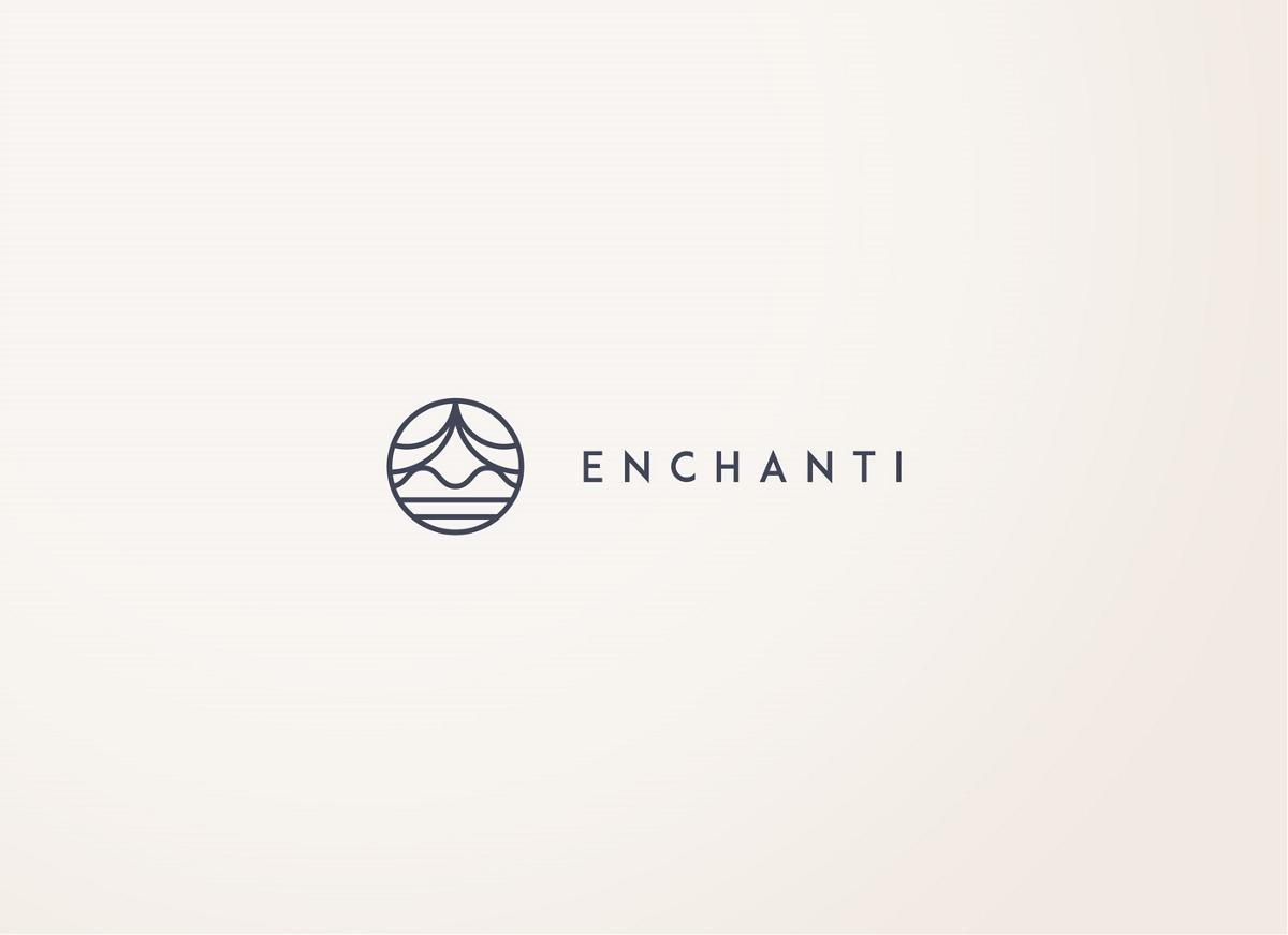 """法国化妆品""""Enchanti""""品牌视觉形象设计"""