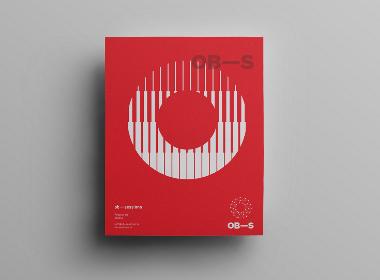 """音乐盛会""""Ob—sessions""""品牌视觉形象设计"""