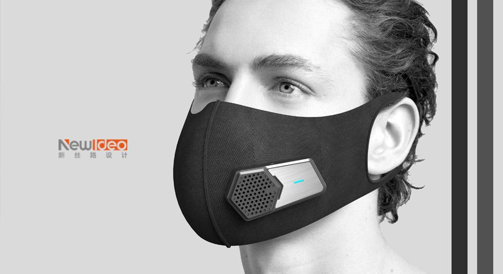 便携式空气净化器设计