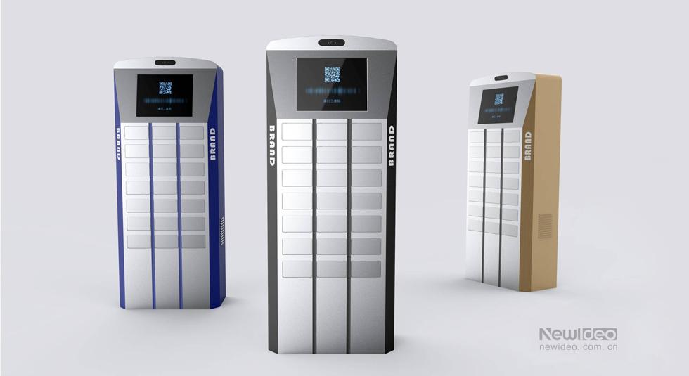 智能汽车钥匙储存柜设计