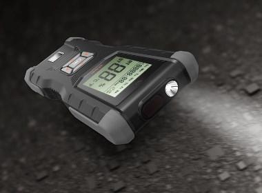 三防红外测温仪设计