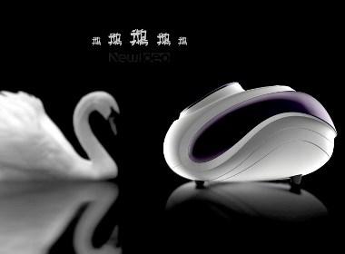 脚部按摩仪产品设计-保键按摩产品工业外形外观设计公司