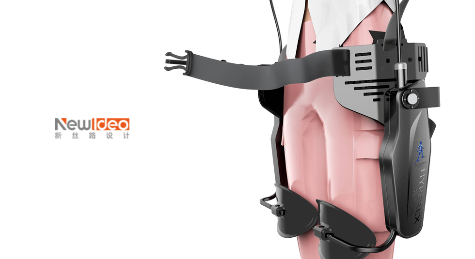 外骨骼机器人设计