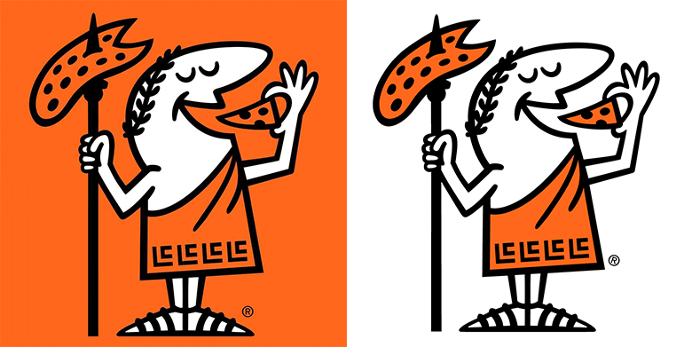 Little Caesars新品牌设计