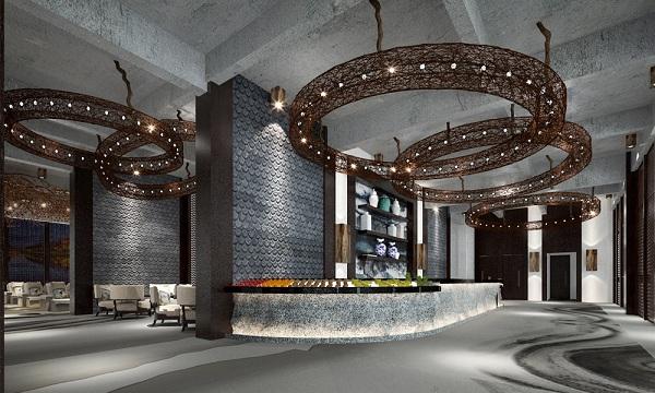 峨眉山客栈设计—客栈式酒店装修设计—水木源创