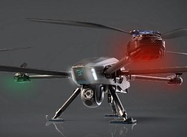 六旋翼无人机-STORMRAGE-3
