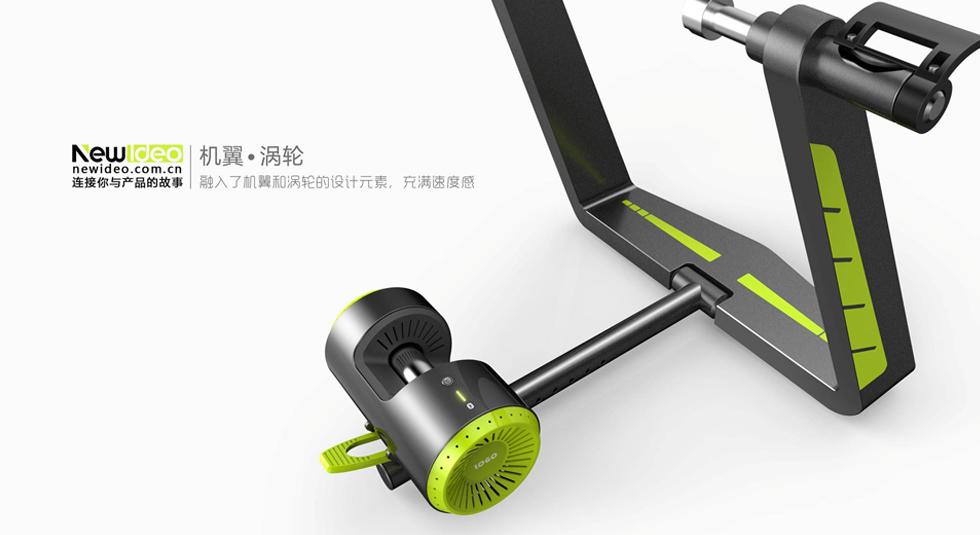 虚拟现实骑行台设计