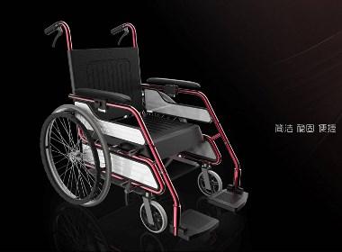 轮椅设计-医疗保键器械工业外形外观设计公司