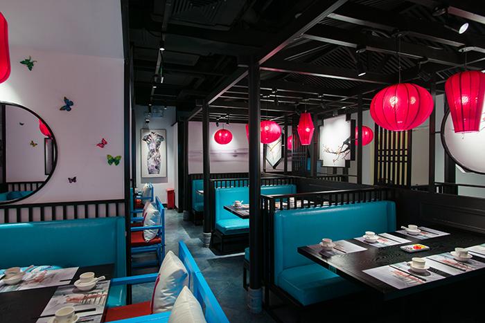 深圳餐饮品牌全案设计---二小姐的店