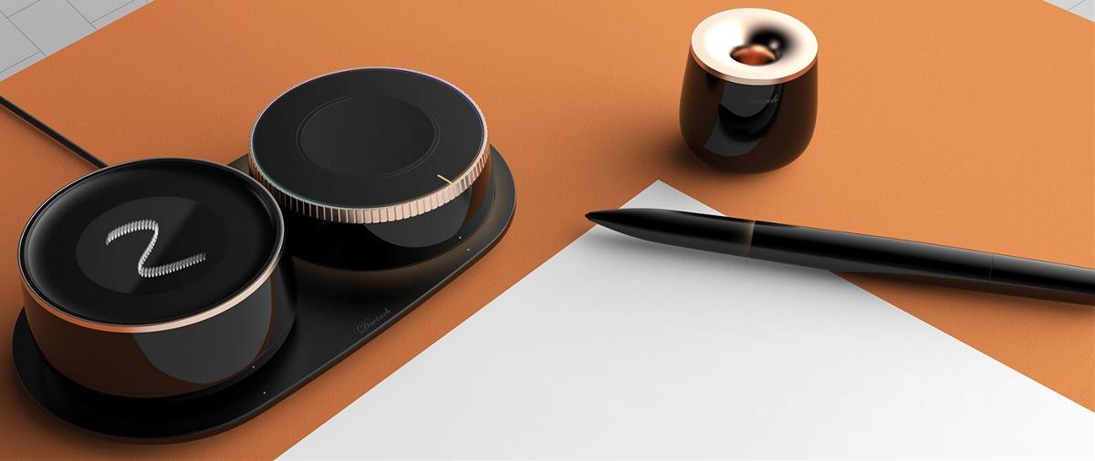 """有""""味道""""的电子绘画工具——优秀工业设计产品推荐"""
