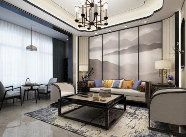 新中式风格   现代元素与传统中式的融合