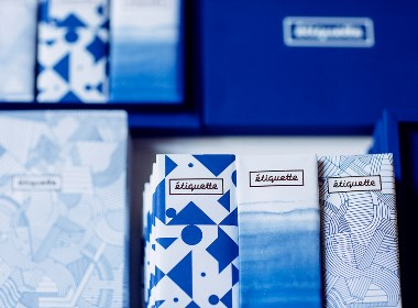étiquette chocolate gift 巧克力包装设计 | 摩尼视觉分享