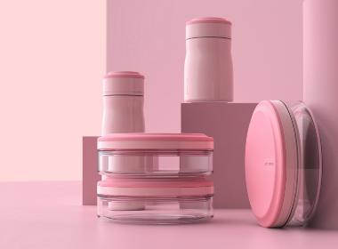 ins生活系列杯壶设计