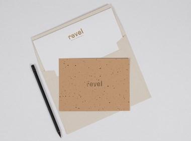 Revel活动公司品牌形象视觉设计